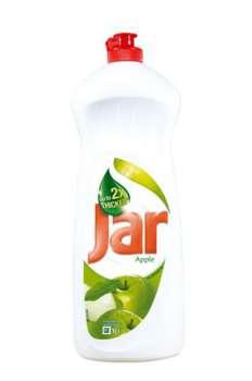 Prostředek na nádobí Jar zelené jablko, 1,0 l