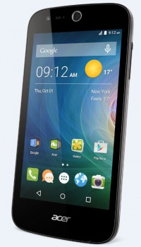 Duální smartphone Acer Z330