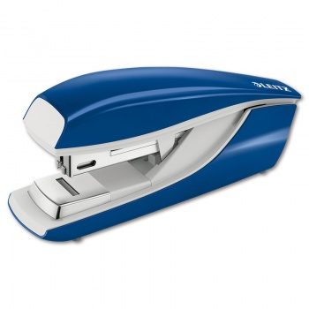 Sešívačka Leitz 5523 SFC ploché sešívání, modrá