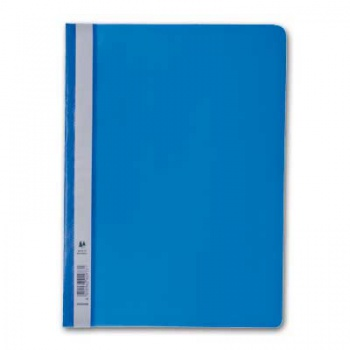 Plastový rychlovazač  A4 modrá , 25 ks