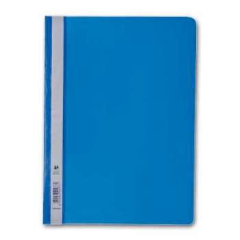Rychlovazače - A4, plastové, modré, 25 ks