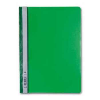 Rychlovazače - A4, plastové, zelené, 25 ks