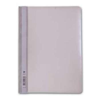 Rychlovazače - A4, plastové, šedé, 25 ks