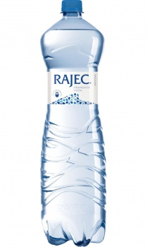 Pramenitá voda Rajec - neperlivá, 6 x 1,5 l
