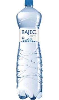 Pramenitá voda Rajec - neperlivá, 6x 1,5 l