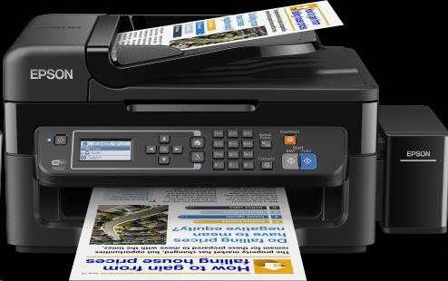 EPSON L565 4v1 inkoustová tiskárna