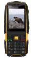 Aligator R20 eXtremo Dual SIM, černá-žlutá