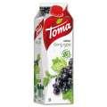 Džus Toma nektar - černý rybíz, 1 l