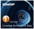 QNAP licenční balíček pro 1 IP kameru