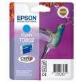 Cartridge Epson T080240 - azurová