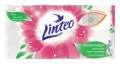 Toaletní papír Linteo - 2vrstvý, bílý, 17 m, 8 rolí
