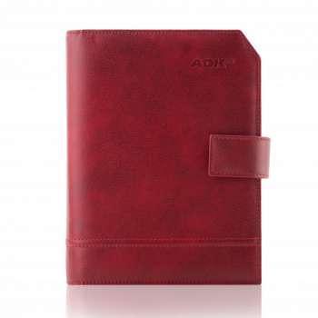 Diář ADK Classic A5 - červený