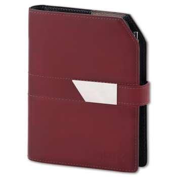 Diář ADK New Elegant A6 - červený