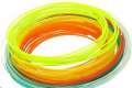 XYZ PLA tisková struna pro 3D pero 6x 12m, různé barvy
