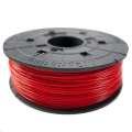 XYZ da Vinci PLA červená tisková struna 600g