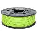 XYZ da Vinci PLA Neon Green tisková struna 600g