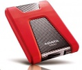 ADATA HD650 1TB červená