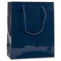 Dárková taška A4, modrá