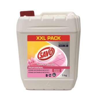 Univerzální čistící prostředek Savo - Magnolia, 5 kg