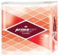 Papírové ubrousky Primasoft - jednovrstvé, bílé, 100 ks
