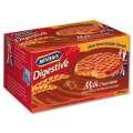Sušenky čokoládové Digestive mléčné, 200 g