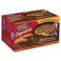 Sušenky čokoládové Digestive hořké, 200 g