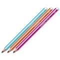 Grafitová tužka   Stabilo Thick HB, 3 ks