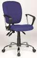 Kancelářská židle RS Atlas, SY - modrá