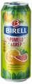 Nealkoholické pivo Birell - plech, pomelo a grep, 24x 0,5 l