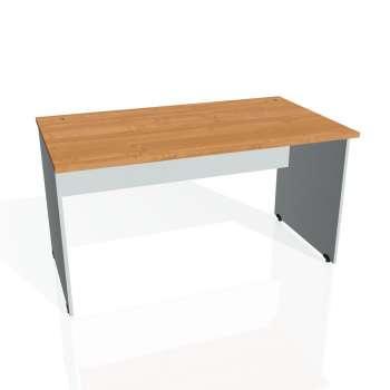 Psací stůl Hobis GATE GS 1400, olše/šedá