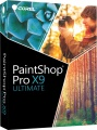 Corel PaintShop Pro X9 Ultimate ML EN/ES/FR/IT/NL
