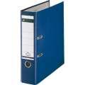 Pákový pořadač Leitz 180° MAXI - A4+, šíře hřbetu 8 cm, modrý
