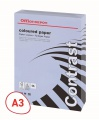 Barevný papír Office Depot Contrast - A3, šeříkově fialová, 80 g, 500 listů