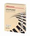 Barevný papír Office Depot Contrast  A4 - lososový, 160 g/m2, 250 listů