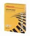 Barevný papír Office Depot Contrast  A4 - intenzivně oranžový, 160 g/m2, 250 listů
