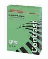 Barevný papír Office Depot Contrast - A4, intenzivní zelená, 160 g, 250 listů