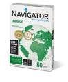 Kancelářský papír Navigator Universal  A4 - 80g/m2, 500 listů