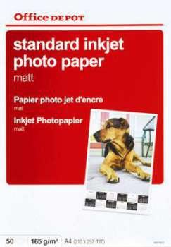 Fotopapír Office Depot, A4, 175 g/m2, matný