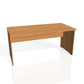 Psací stůl Hobis GATE GS 1600, olše/olše