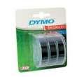 Štítky DYMO 3D 9mm 3DB černý