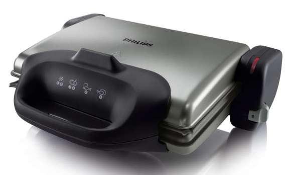 Philips Zdravý gril HD4467/90