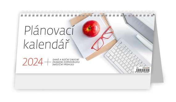 Stolní  kalendář 2018  Plánovací kalendář