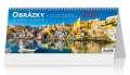 Stolní kalendář 2020 - Obrázky ze světa/Obrázky zo světa