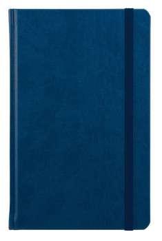 Notes kapesní Saturn modrý čtverečkovaný