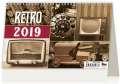 Nástěnný kalendář Retro Nostalgia