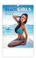 Nástěnný kalendář 2022 Beach Girls