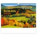 Nástěnný kalendář 2020 - Šumava