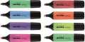 Zvýrazňovač Niceday - sada 8 barev