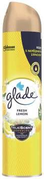 Osvěžovač vzduchu Glade aerosol - Fresh Lemon, 300 ml