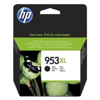 Cartridge HP L0S70AE, č. 953XL - černý